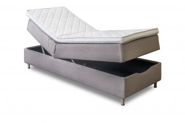 Reguleeritav pesukastiga voodi Artemis